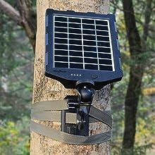 trail camera stand