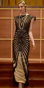 Radtengle 1920S Formal Evening Gown