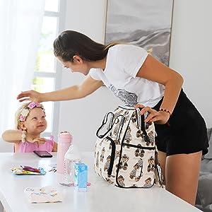 baby bag rucksack