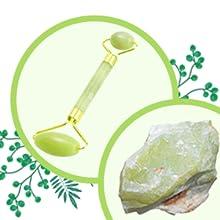 natural jade stone roller