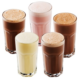 WonderSlim Variety Pack High Protein Wight Loss Meal Replacement Shake