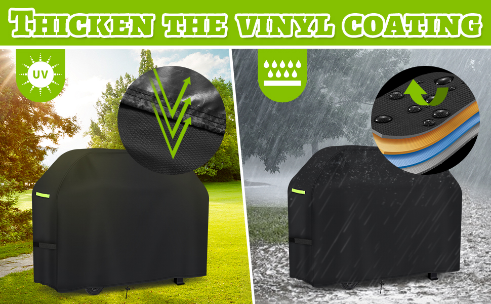grill stove protection cover waterproof