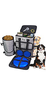 dogs travel bag