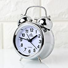 alarm clock, alarm clock loud, alarm clock for heavy sleepers, alarm clock for students, table clock