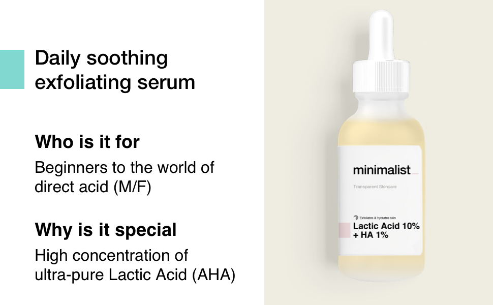 Minimalist Daily Anti pigmentation radiant serum blemishes acne marks pimple scar removal lightening