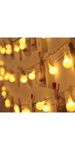 string lights