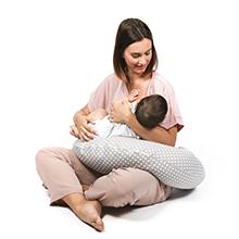 Non-allergène renforcer le soutien de maternité grossesse Soutien Oreiller ou Case