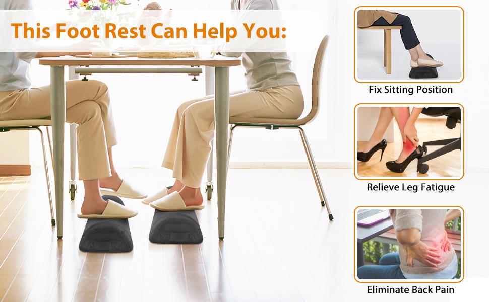 foot rest cushion