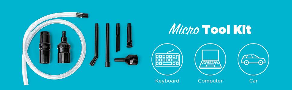 micro tool kit mini tools s100 simplicity keyboard computer car