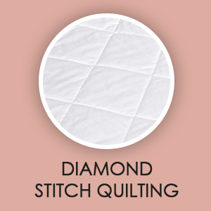 Diamond Stitch Quilting