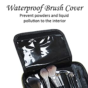 Waterproof Brush Cover