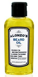 Alonzo's Beard Oil