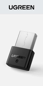UGREEN USB Bluetooth 4.0 Adapter