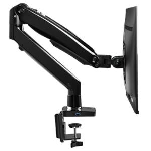 2. single computer screen mount