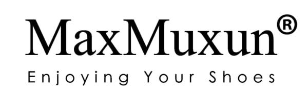 MaxMuxun Women's Nurse Doctor Restaurant Work Lightweight Non-Slip Leather Flat Slip on White Shoes