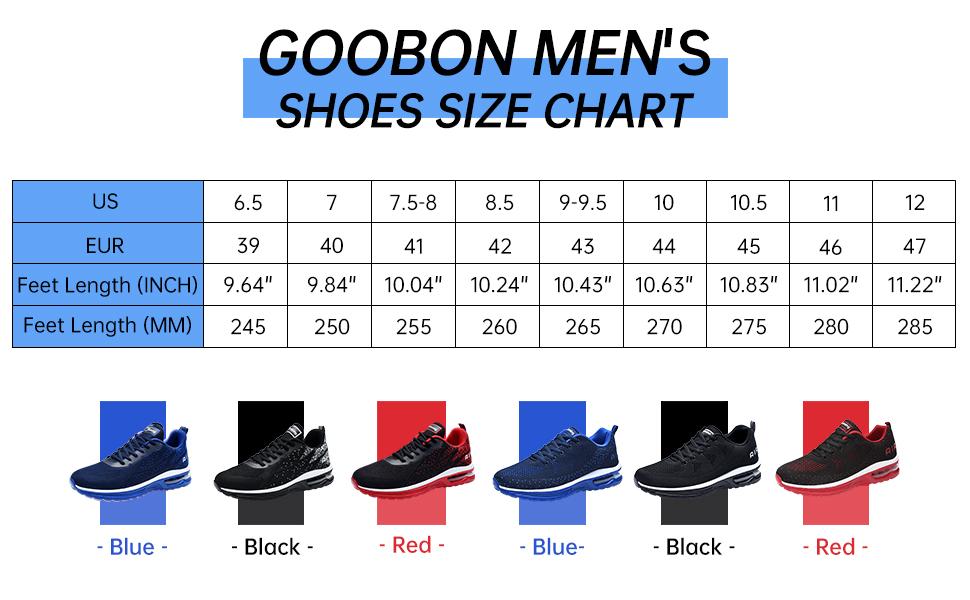mens air shoes