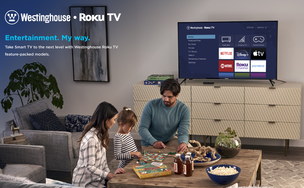 Westinghouse Roku TV