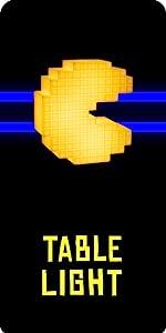 Pixelated Pac-Man light