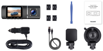 dash cam for uber taxi cars trucks