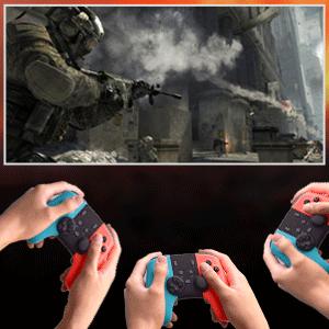 Multi People Playing