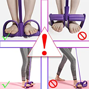 sit up pedal band yoga bands pull up sit up pedal puller resistance band elastic fitness equipment