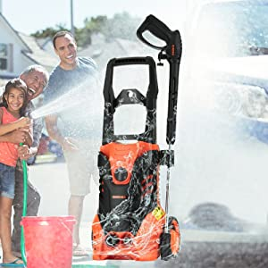 SUNCOO ELECTRIC POWER WASHER