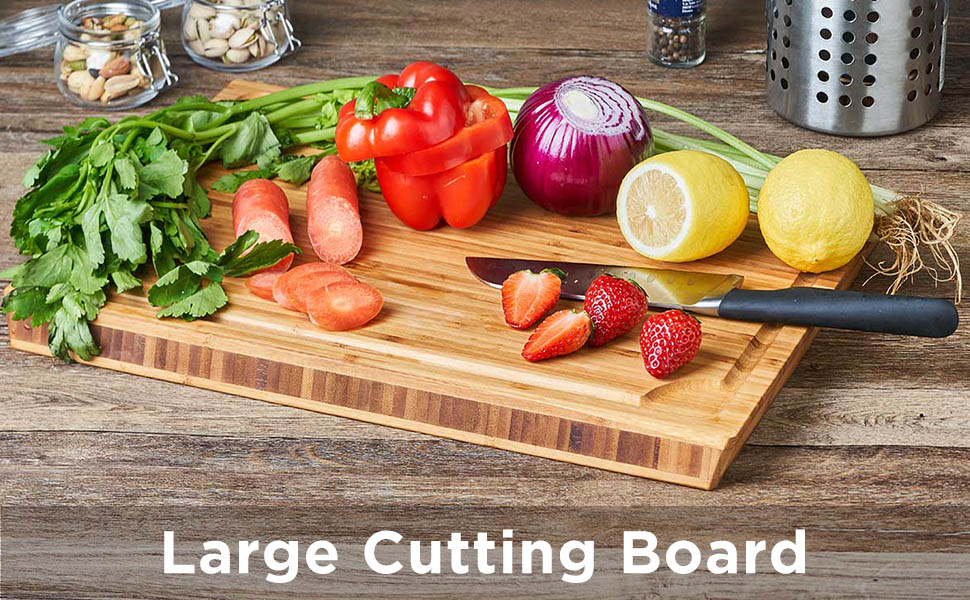 Lager Cutting Board