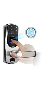 A60 Fingerprint Smart Door Lock