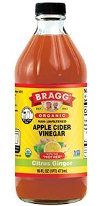 enhanced apple vinegar