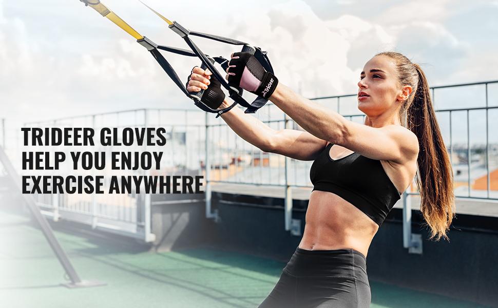 workout gloves women