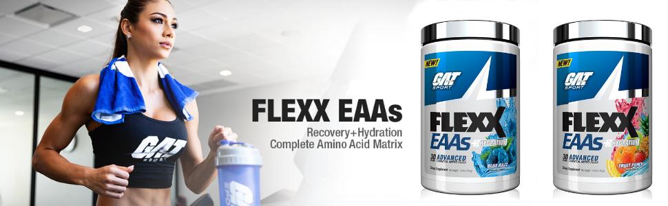 Gat Sport Flexx EAA BCAA Acides aminés essentiels