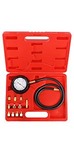 engine oil pressure and transmission fluid pressure tester