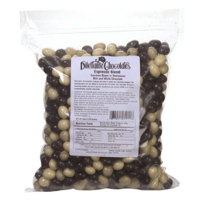 Bulk Chocolate Covered Espresso Beans from Dilettante