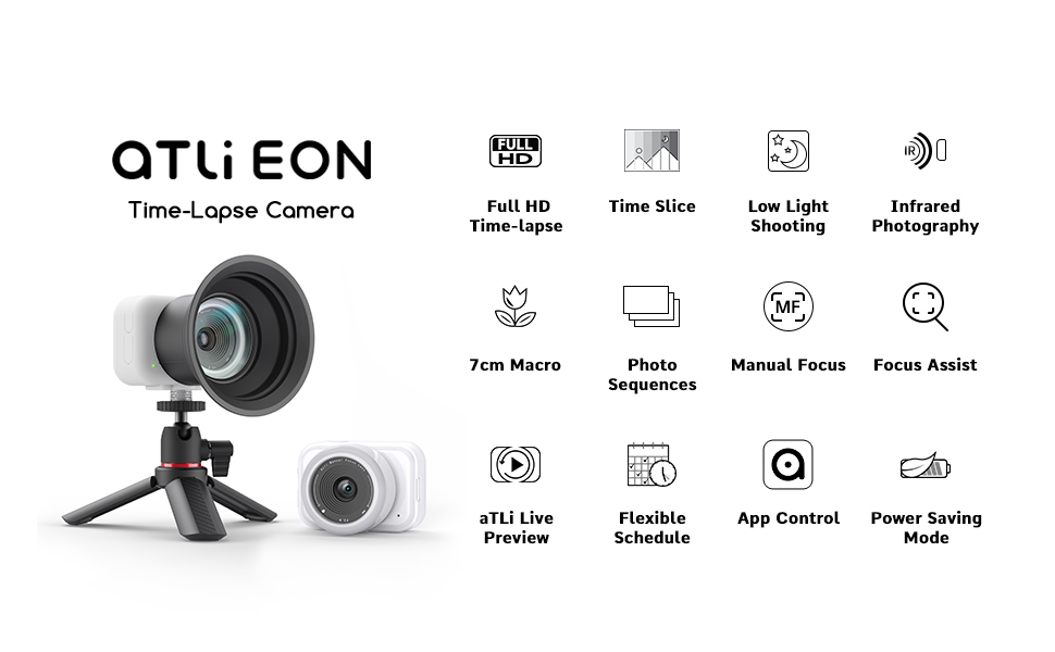 Time-lapse Video Camera