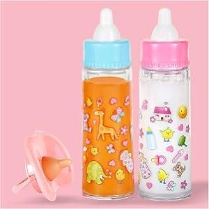 baby magic bottles
