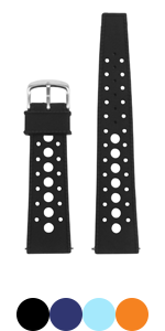 Rubber Retro Rally Strap