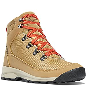 Nubuck and Nylon upper Hiking Boot