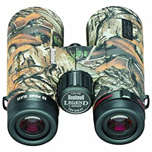 Rear view of Bushnell Legend L-series Binoculars