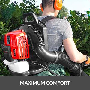 Maximum Comfort