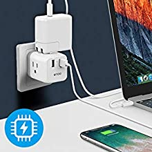 5-in-1 Travel Power Adapter