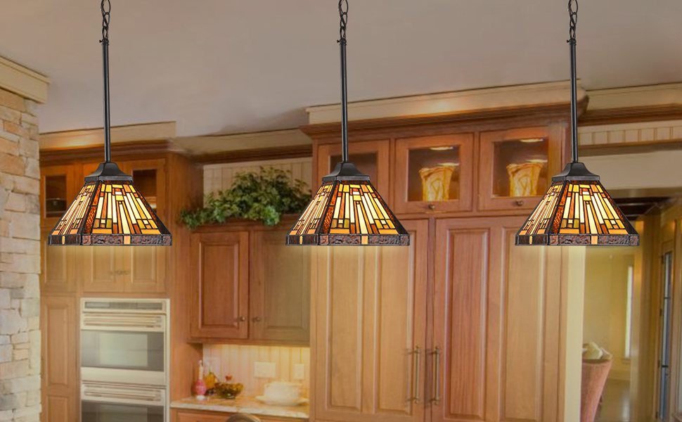 tiffany kitchen island lighting, kitchen light fixtures, dining room light