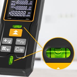 digital laser measurement tool