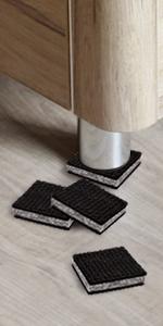 furniture pads chair leg floor protectors furniture feet rubber feet