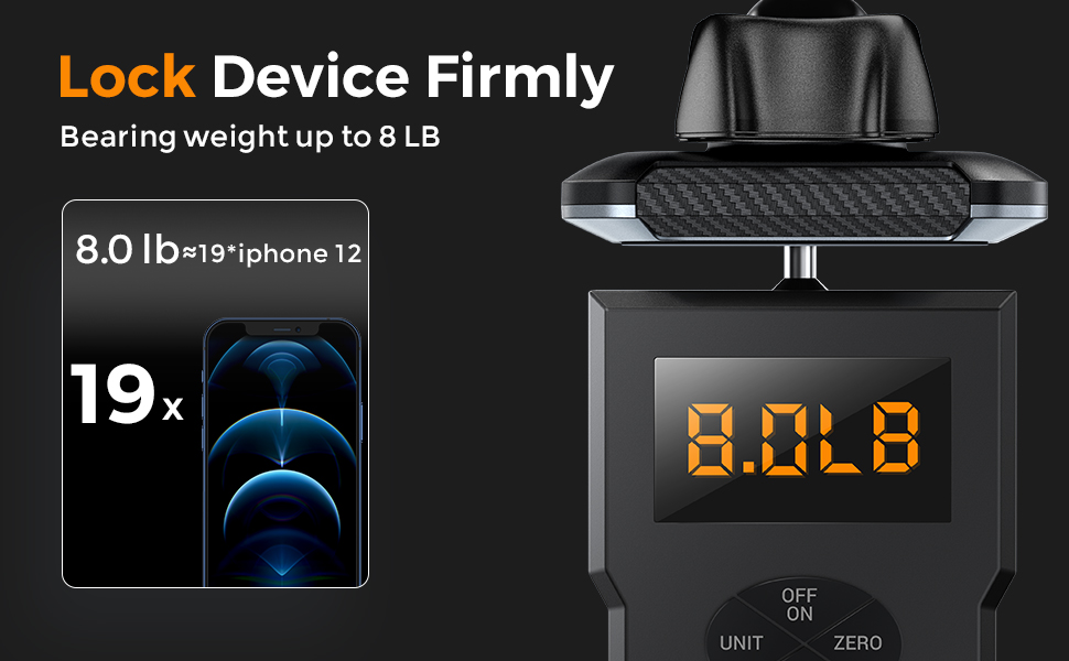 magnetic phone car mount cell phone holder for car