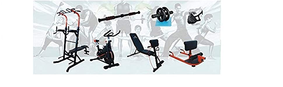 dolphy Exercise fitness Spinning Indoor Cycling , Smooth & Quiet Stationary Bike , for Home Gym