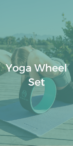 Yoga Wheel Set