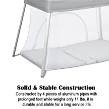 stable construction