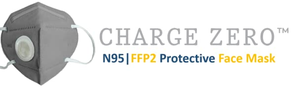 Charge Zero N95 Protective Face Mask