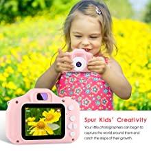 cámara infantil digital
