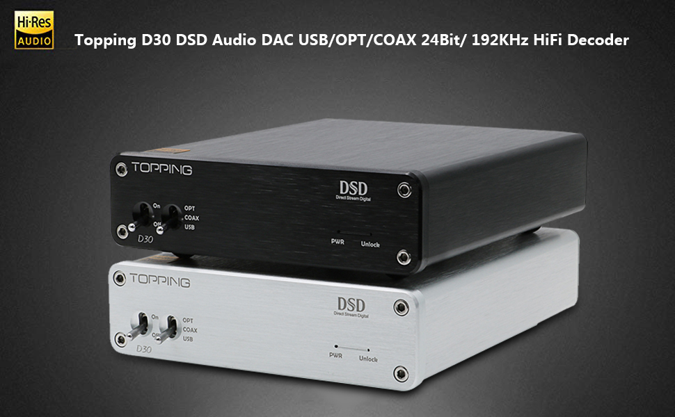 Audio Decoder Converters Topping d30 dac amp topping d50s USB DAC mini dac topping d50 homeaudio dac